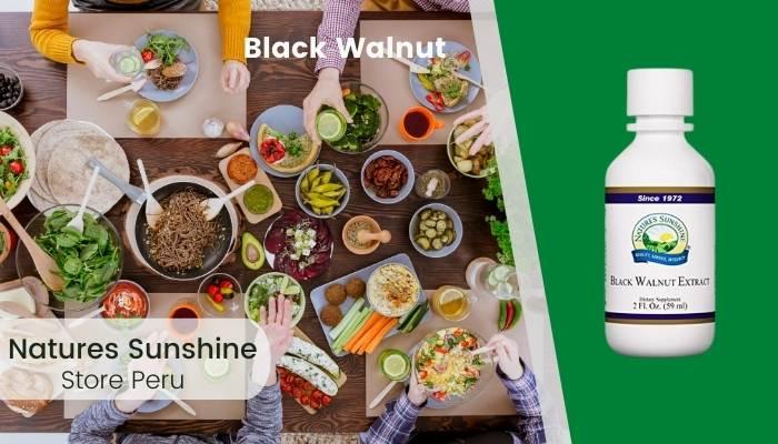 Black Walnut Peru