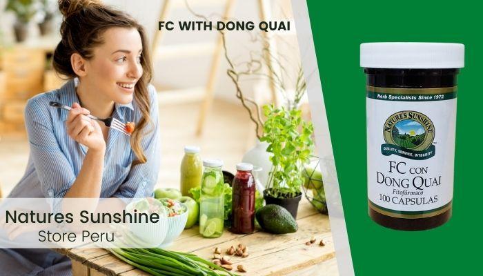 FC WITH DONG QUAI